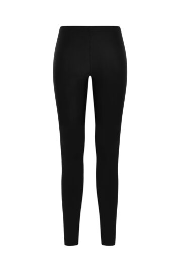 Black Swimming Leggings